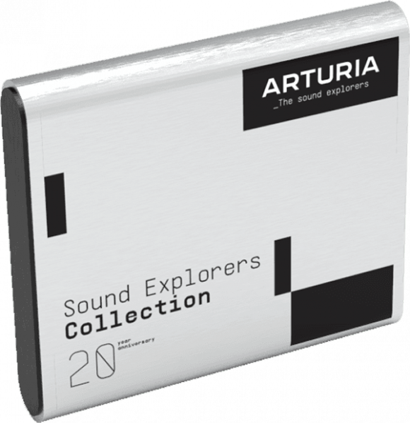 Instrument virtuel Arturia Sound Explorer