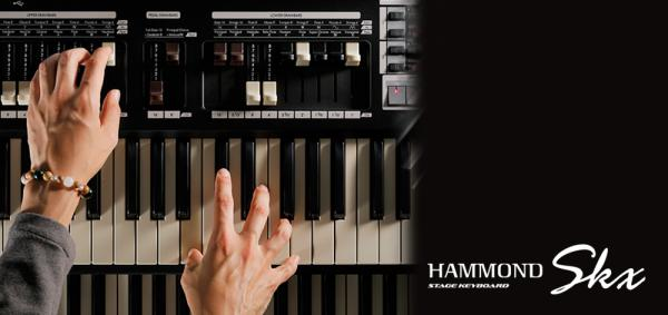 Orgue portable Hammond SKX
