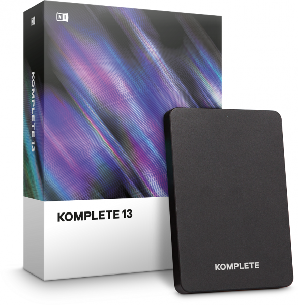 Instrument virtuel Native instruments KOMPLETE 13 UPD (depuis Komplete 2-12)