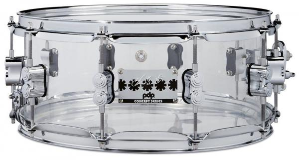 Caisse claire Pdp Signature Chad Smith 14