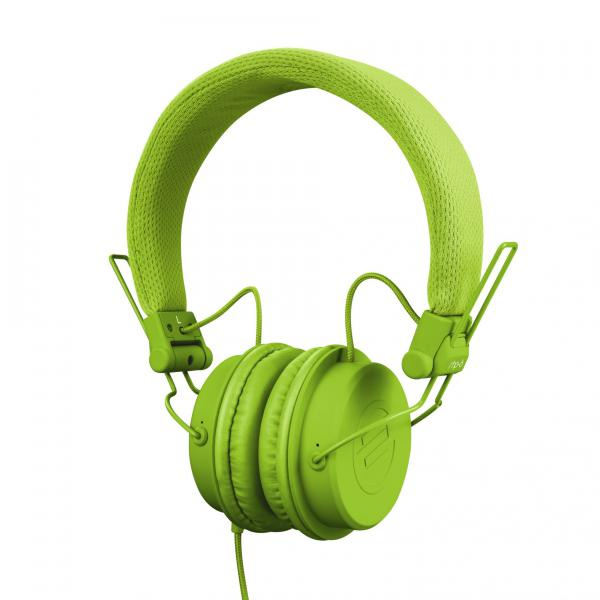 Casque hifi Reloop RHP-6 Green