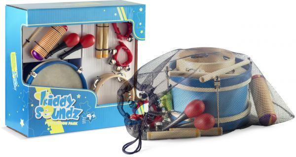 Set percussion enfants Stagg CPK-04 Kiddy Soundz Set