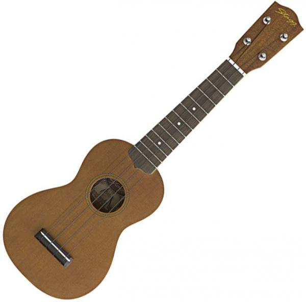 Ukulélé Stagg US60-S Soprano - Natural