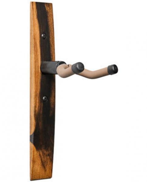 Stand & support guitare & basse Taylor Guitar Wall Hanger - Ebony, No Inlay